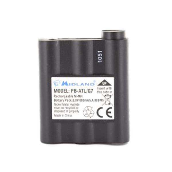 Midland Rechargeable Battery Pack PB ATL G7