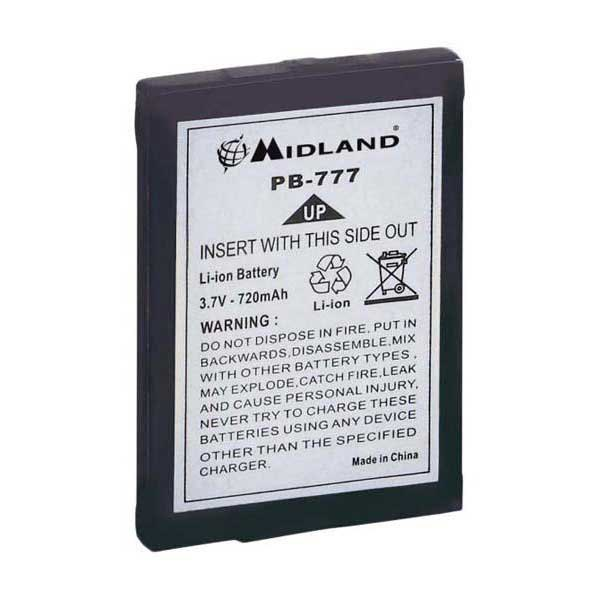 Midland Rechargeable Battery Pack PB 777