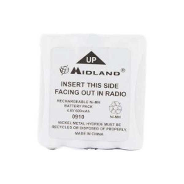 Midland Rechargeable Battery Pack PB G6 G8