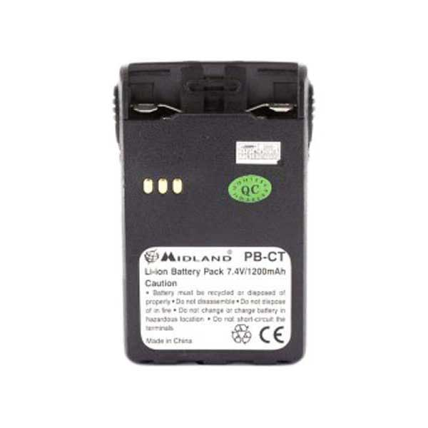 Midland Rechargeable Battery Pack PB 200
