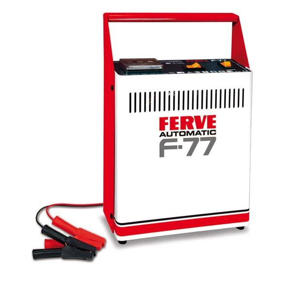Ferve Battery Charger Automatic 30 115Ah 12V 5 10A F77