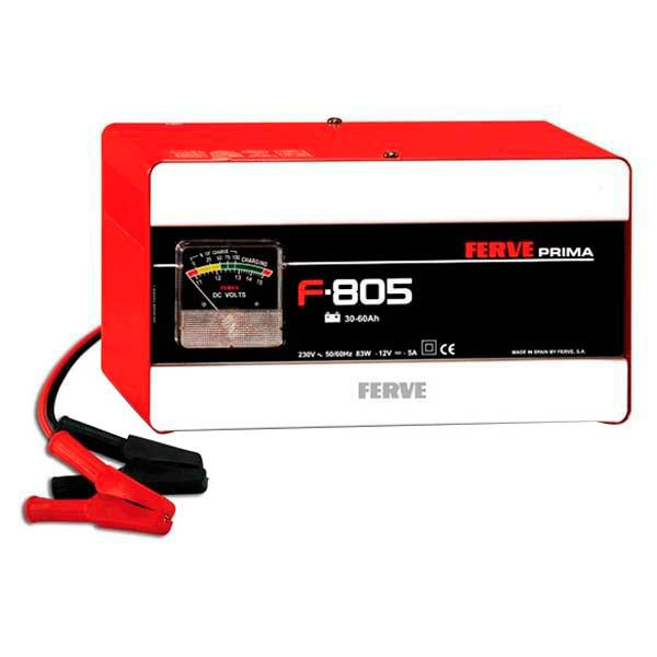 Ferve Battery Charger Prima 30 60Ah 5A F805