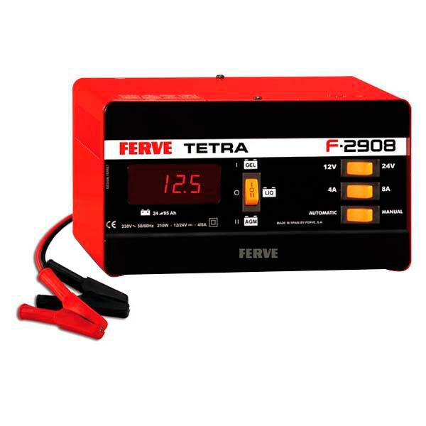 Ferve Automatic Charger Tetra 1224V 8A F2908
