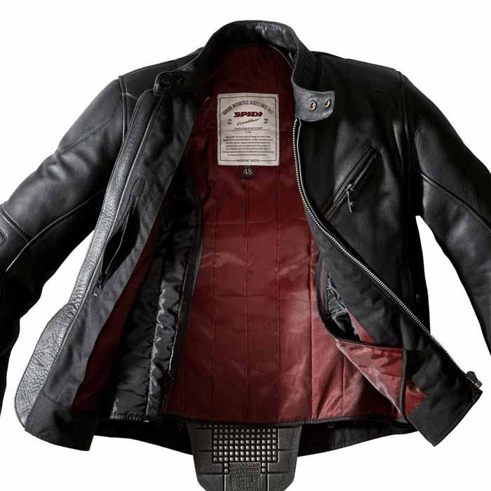 b71355fa Spidi Roadrunner Jacket Svart kjøp og tilbud, Motardinn