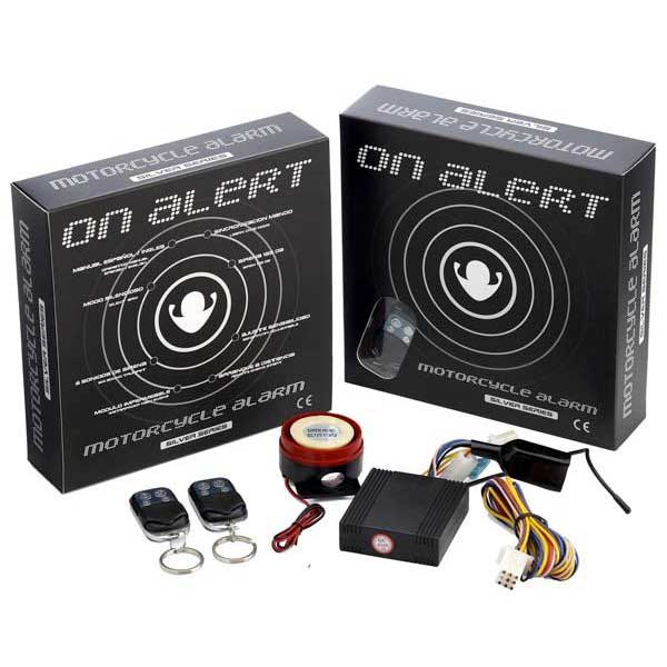 Onboard Alarm On Alert 1 Way