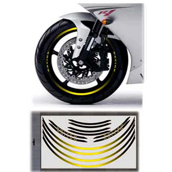 Onboard Wheel Strips Fluo