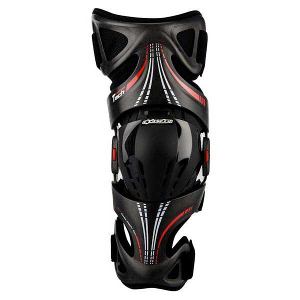 ALPINESTARS Fluid Tech Carbon Knee Brace Right