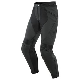 Dainese Pony 3 Leather Perforated Long Pants