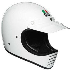 AGV X101 Solid Motocross Helm