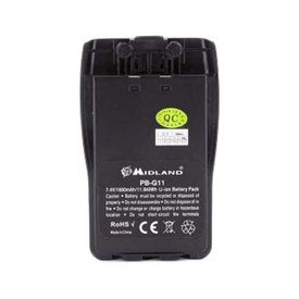 Midland Rechargeable Battery PB G11