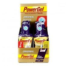 Powerbar Powergel Black Currantgrosella Coffee 24 Units