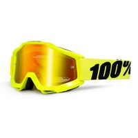 100percent Goggle Accuri Fluo Yellow