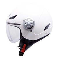 Mt helmets Urban Kids Solid Glossy White