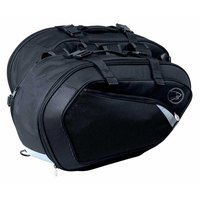 Bering Dillinger Saddlebags Set 2u.