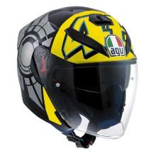 AGV K5 Jet Winter Test 2012 Rossi Replica