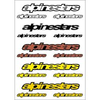 Alpinestars Stickers Pack Alpinestars