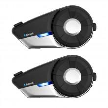 Sena 20S Bluetooth Communication System Dual Pack