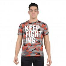 Jorge lorenzo T Shirt Lorenzo Camo Keep Fighting
