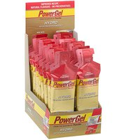 Powerbar PowerGel Hydro Box 24 Units