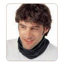 Held Multifunctional Neckwarmer