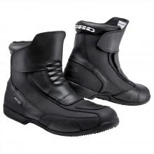 Road Touring Leather Boots 1 0 Short
