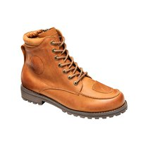 Spirit motors Urban Leather Boots 3 0 With Zipper