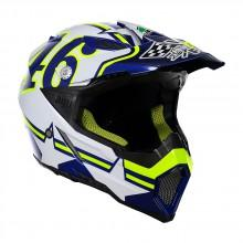 AGV AX-8 Evo Rossi Replica Ranch