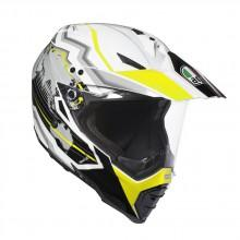 AGV AX-8 Dual Evo Earth