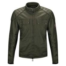Belstaff X Man Racing Coated
