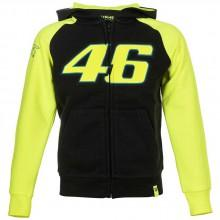 Vr46 Race Fleece Full Zip Hoodie Classic