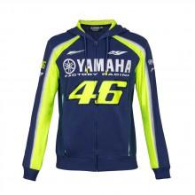Yamaha Racing Fleece Full Zip Hoodie