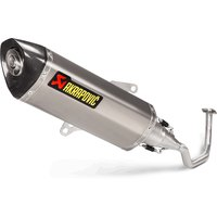 Akrapovic Racing Forza 125 17-18