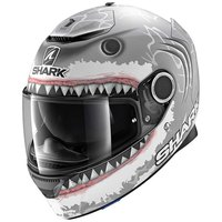 Shark Spartan 1.2 Lorenzo White Shark Mat