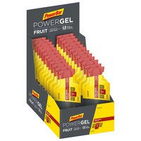 Powerbar PowerGel Fruit 24 Units Box