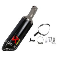 Akrapovic BMW S 1000 RR Carbon 10-20