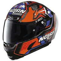 X-lite X-803 RS Ultra Carbon Replica Casey Stoner