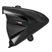 Akrapovic Heat Shield Carbon Fiber MT-03 16-20&YZF-R3 19