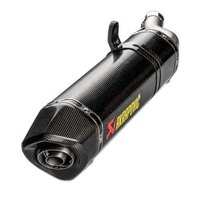 Akrapovic Slip On Line Carbon CB 400X/500X/500F&CBR 400R/500R 16-20 Ref: S-H5SO4-HRC-1