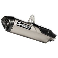 Akrapovic Slip On Line Titanium Tiger 900 20-21 Ref: S-T9SO3-HRT