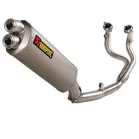 Akrapovic Racing Line Titanium CRF1100L Africa Twin 20 Not Homologated Ref: S-H11R1-WT-2