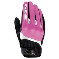 Spidi G-Flash Neoprene Lady White Pink