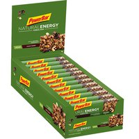 Powerbar Natural Energy Cacao Crunch Box 960gr 24 Units