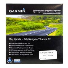 Garmin City Navigator Europe Complete Map uptade 2012 data card